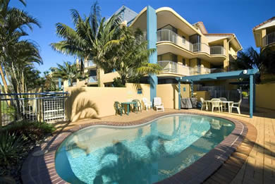Surf Club Apartments - Lennox Head Accommodation