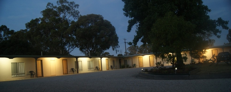 Euroa Motor Inn - Lennox Head Accommodation