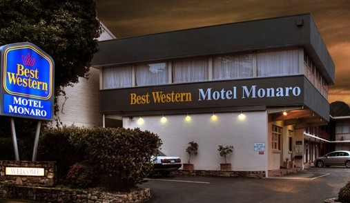Best Western Motel Monaro - Lennox Head Accommodation