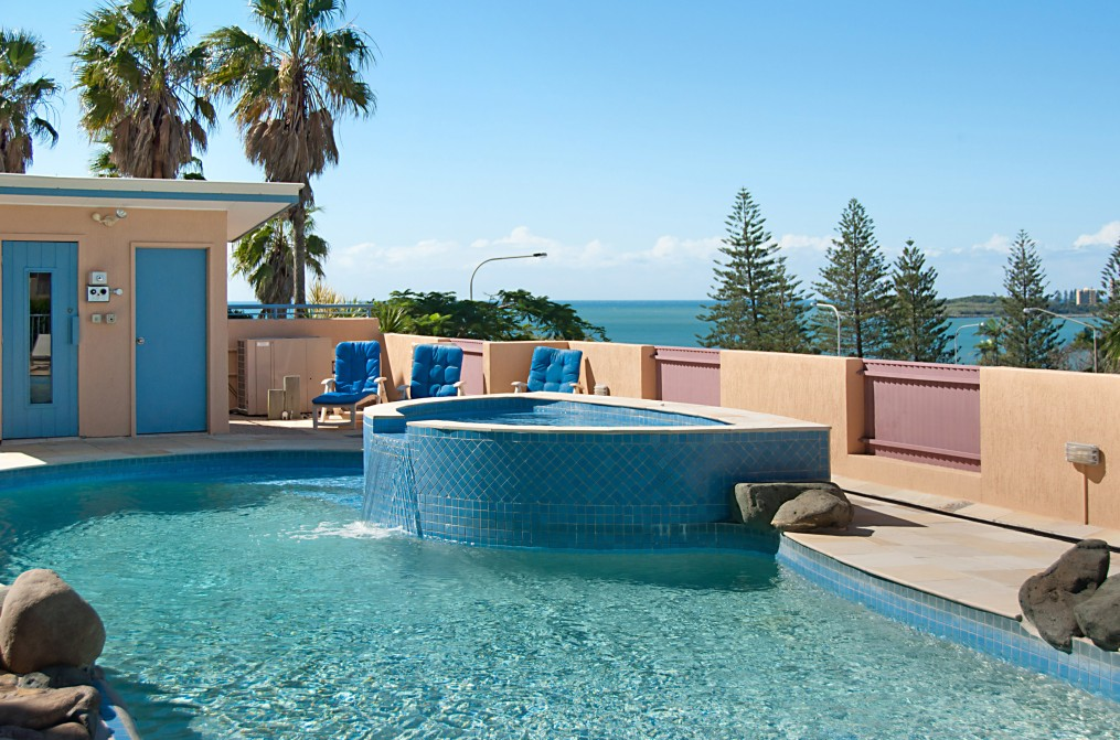 Alexandra On The Pacific - Lennox Head Accommodation