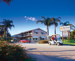 Big River Motor Inn - Lennox Head Accommodation