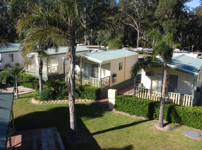 Jervis Bay Caravan Park - Lennox Head Accommodation