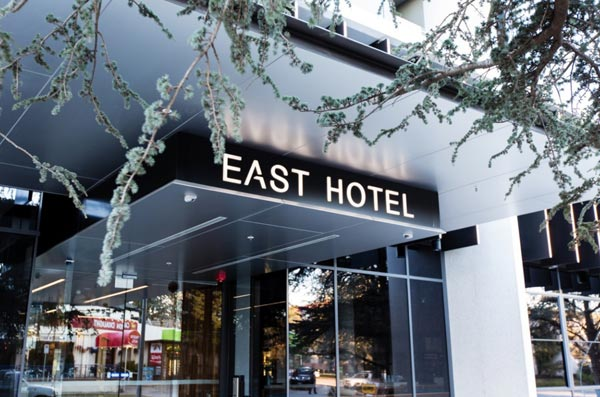 East Hotel - Lennox Head Accommodation