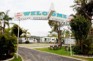 Maclean Riverside Caravan Park - Lennox Head Accommodation