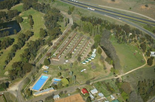 Gundagai Tourist Park - Lennox Head Accommodation