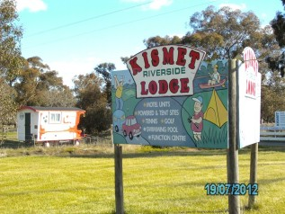 Kismet Riverside Lodge - Lennox Head Accommodation