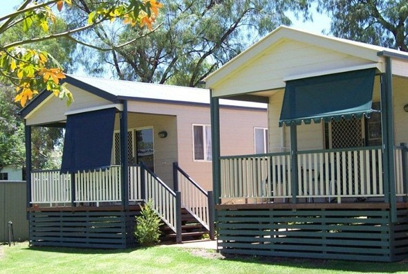 Dalby Tourist Park - Lennox Head Accommodation