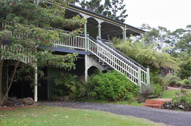 The Cottage at The Sanctuary Bed and Breakfast - Lennox Head Accommodation
