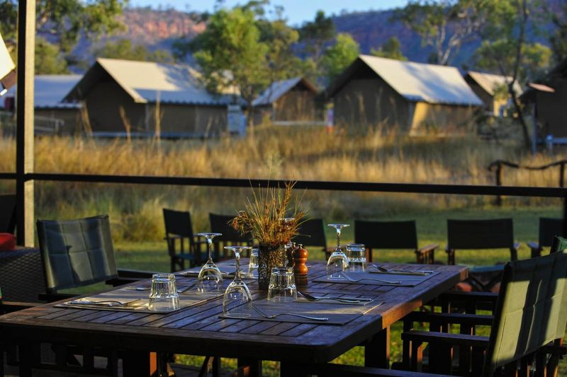 Bell Gorge Wilderness Lodge - Lennox Head Accommodation