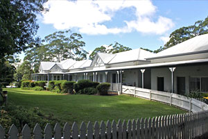 Woodleigh Homestead Bed  Breakfast - Lennox Head Accommodation