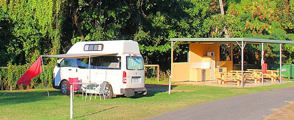 Bell Park Caravan Park - Lennox Head Accommodation