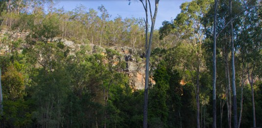 Cania Gorge Tourist Retreat - Lennox Head Accommodation