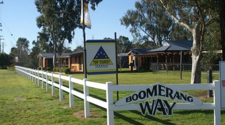Boomerang Way Tourist Park - Lennox Head Accommodation