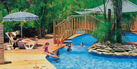 Happy Hallidays Holiday Park - Lennox Head Accommodation