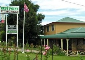 Rest Point Motel - Lennox Head Accommodation