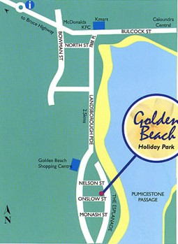 Golden Beach Holiday Park - Lennox Head Accommodation