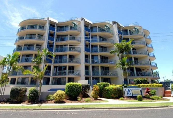 Excellsior Holiday Apartments - Lennox Head Accommodation