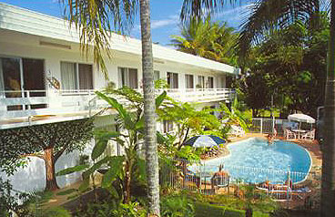 Silvester Palms Holiday Apartments - Lennox Head Accommodation