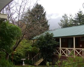 Warburton Lodge - Lennox Head Accommodation