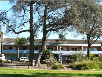 Huskisson Beach Motel - Lennox Head Accommodation