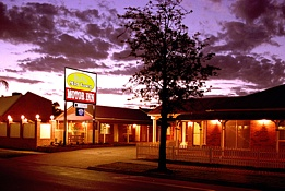 Dalby Mid Town Motor Inn - Lennox Head Accommodation