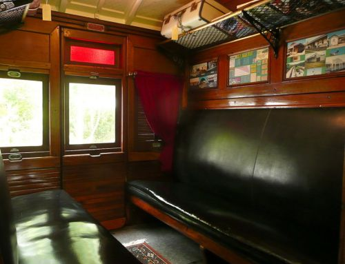 Mt Nebo Railway Carriage amp Chalet - Lennox Head Accommodation