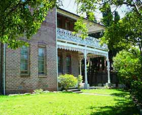 Old Rectory Bed And Breakfast Guesthouse - Sydney Airport - Lennox Head Accommodation