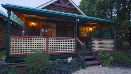 Trawool Cottages  Farmstay - Lennox Head Accommodation