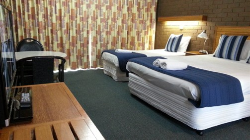 Barooga Country Inn Motel - Lennox Head Accommodation