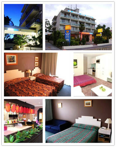 Addison Hotel - Lennox Head Accommodation
