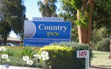 Barooga Country Inn Motel - Barooga - Lennox Head Accommodation