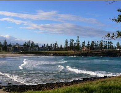 Kiama Ocean View Motor Inn - Lennox Head Accommodation