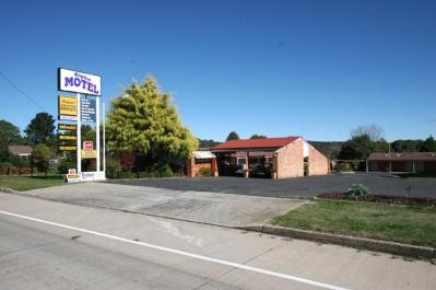 Alpha Motel - Lennox Head Accommodation
