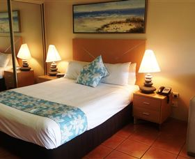 At Boathaven Spa Resort - Lennox Head Accommodation