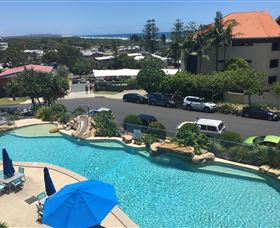 Endless Summer Resort Coolum Beach - Lennox Head Accommodation