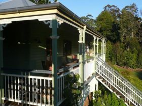 The Sanctuary Springbrook. Guest House / Cottage - Lennox Head Accommodation