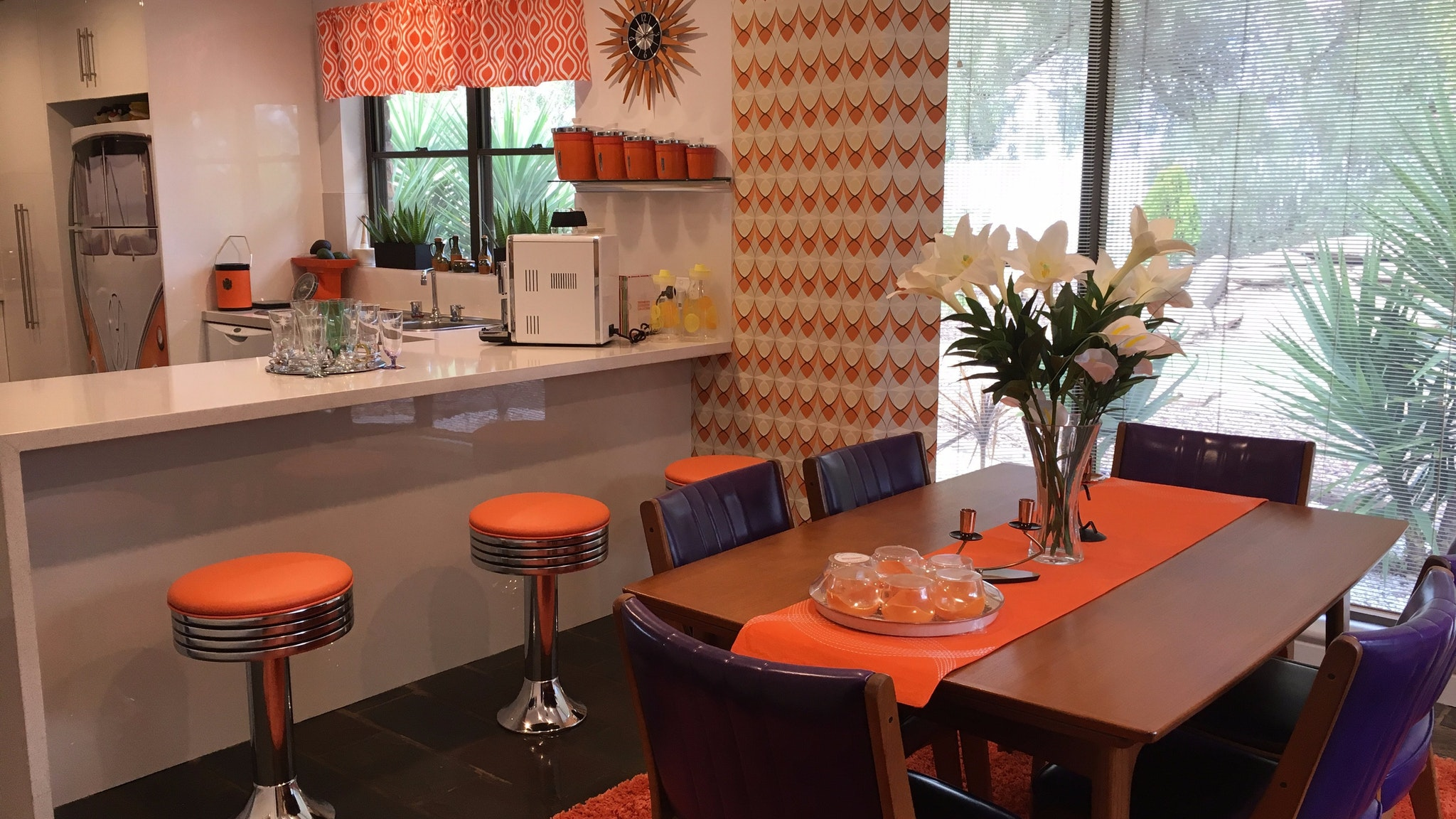Barossa Retro BnB - Lennox Head Accommodation