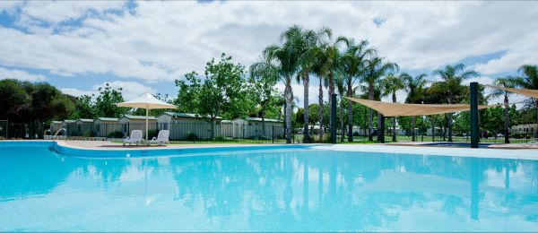 Berri Riverside Holiday Park - Lennox Head Accommodation