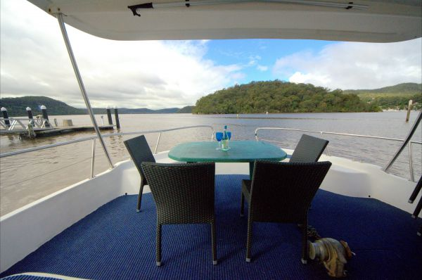 Luxury Afloat Hawkesbury River and Brooklyn - Lennox Head Accommodation