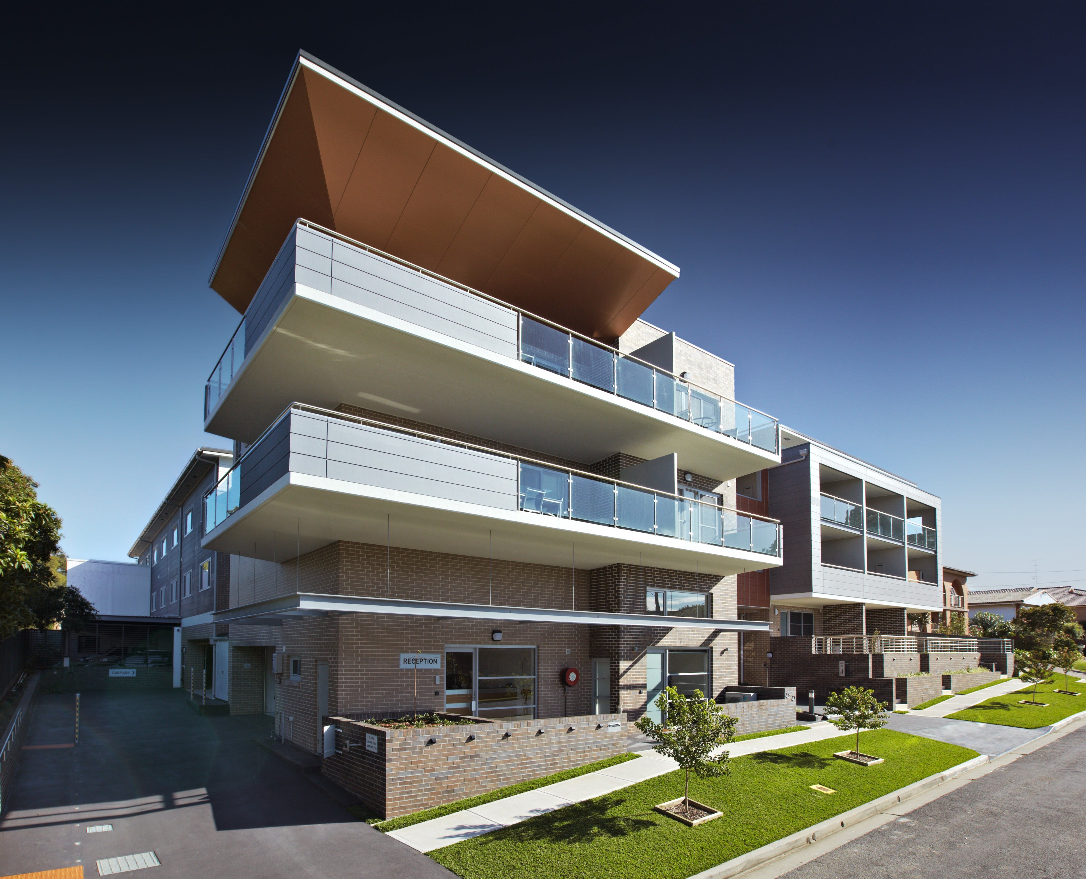 Charlestown Executive Apartments - Lennox Head Accommodation