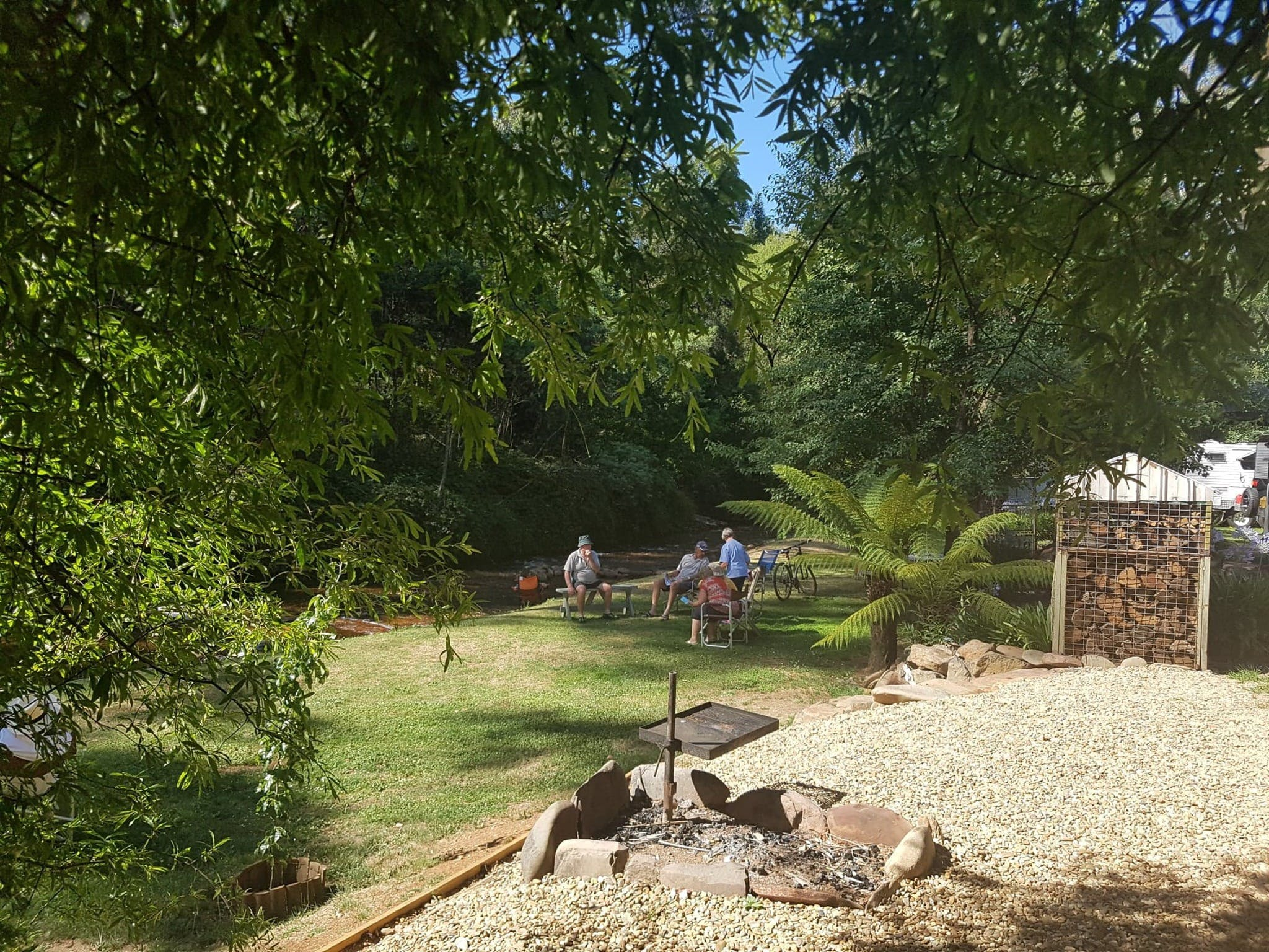 Harrietville Cabins and Caravan Park - Lennox Head Accommodation