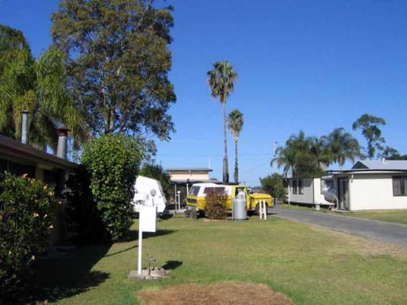 Browns Caravan Park - Lennox Head Accommodation