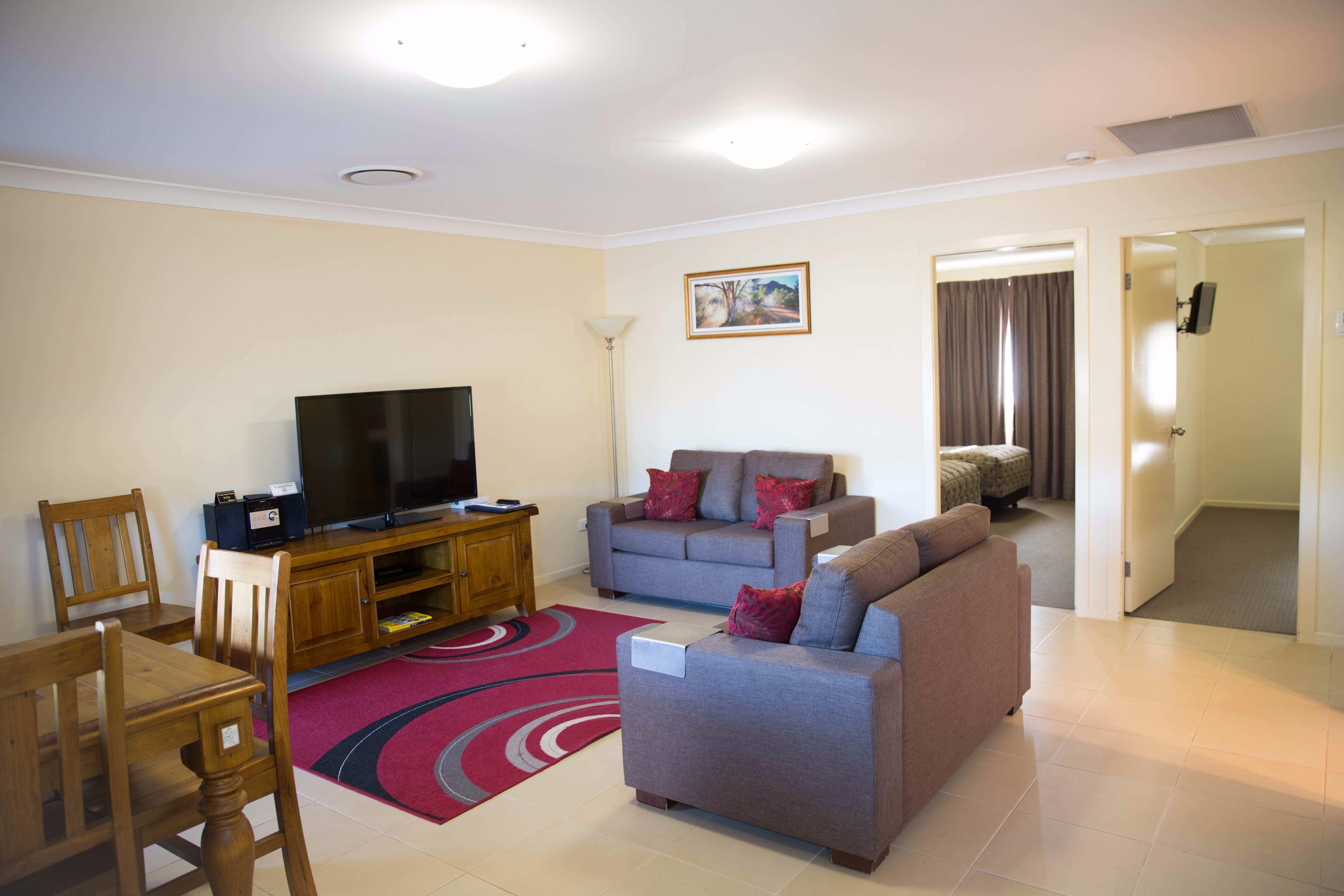 Scone Motor Inn and Apartments - Lennox Head Accommodation