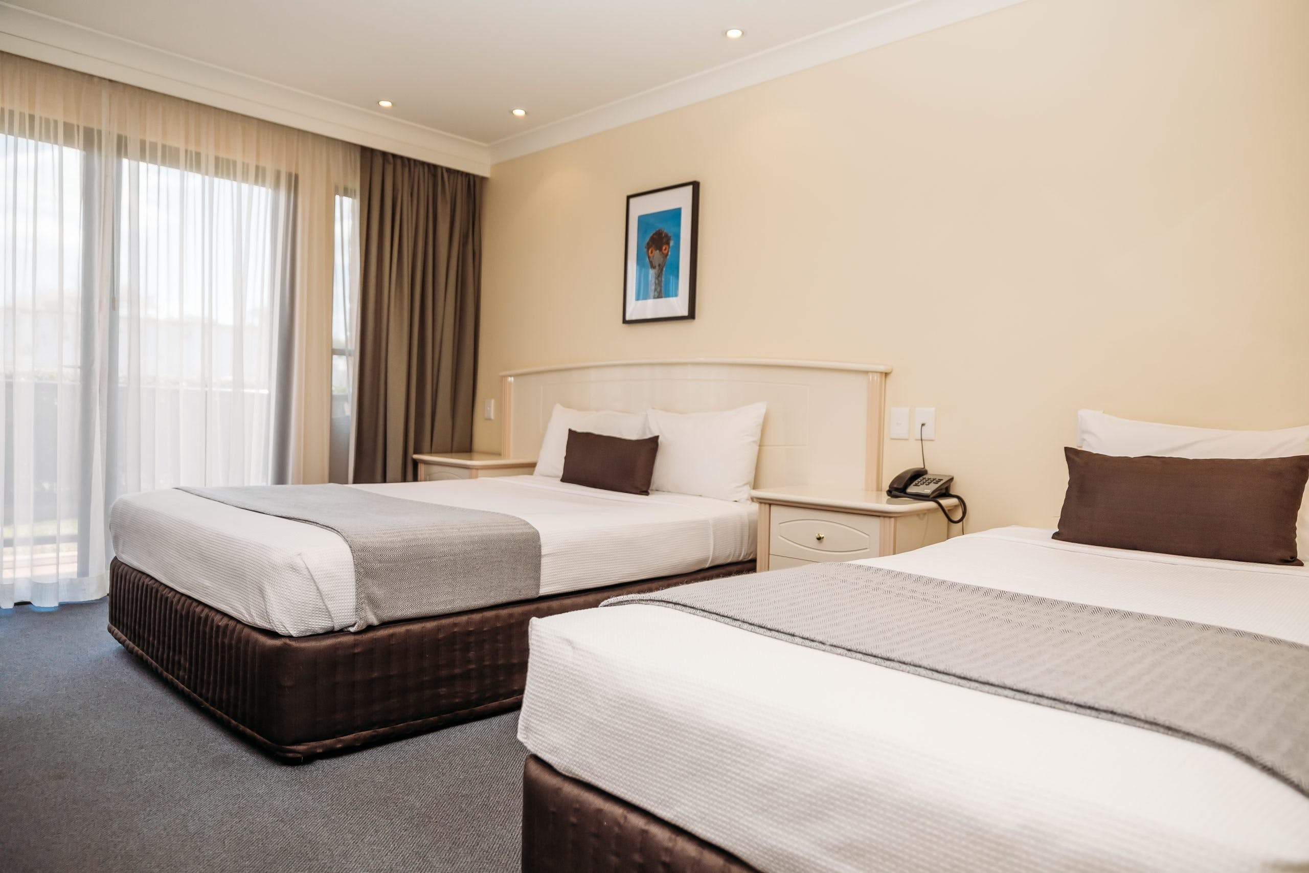 Kobbers Motor Inn - Lennox Head Accommodation