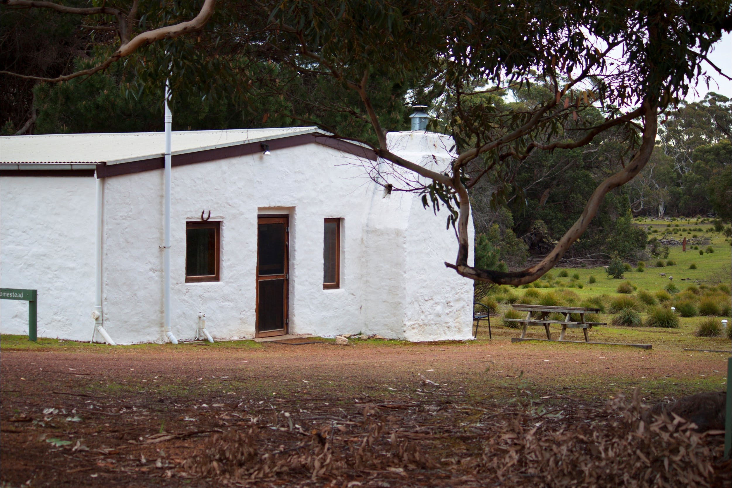 Mays homestead - Flinders Chase National Park - Lennox Head Accommodation