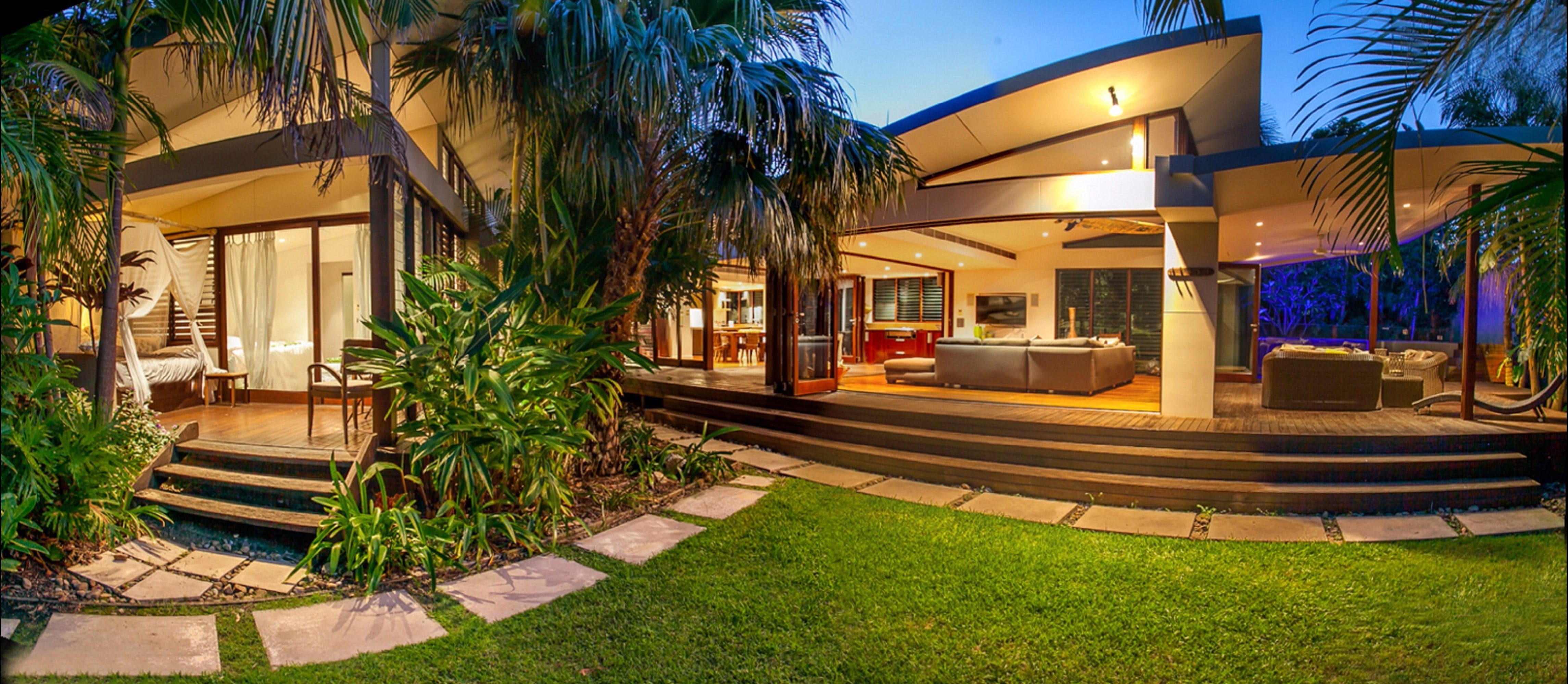 Pavilion Two at Broken Head - exclusive beachfront - Lennox Head Accommodation