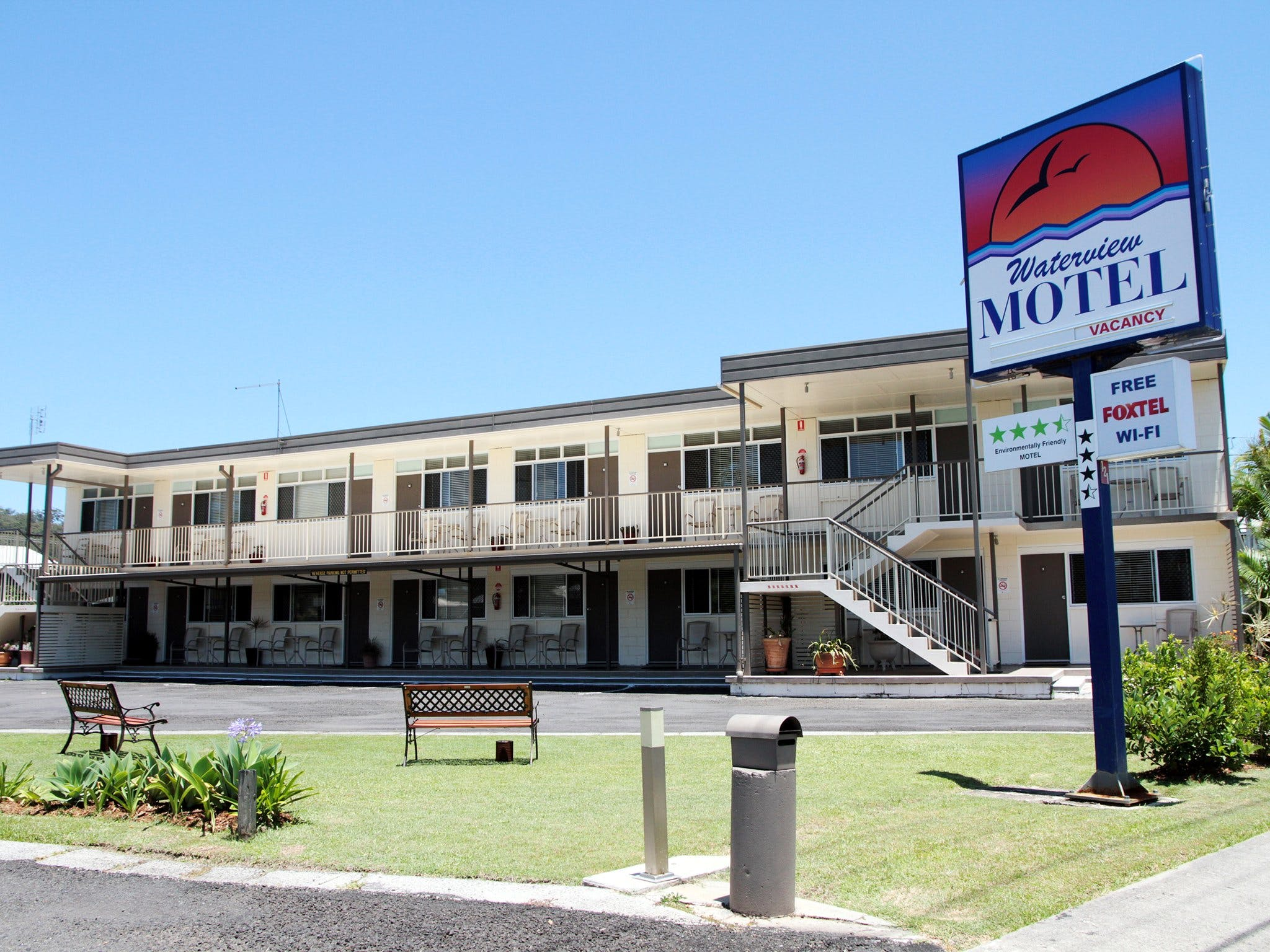 Waterview Motel - Lennox Head Accommodation