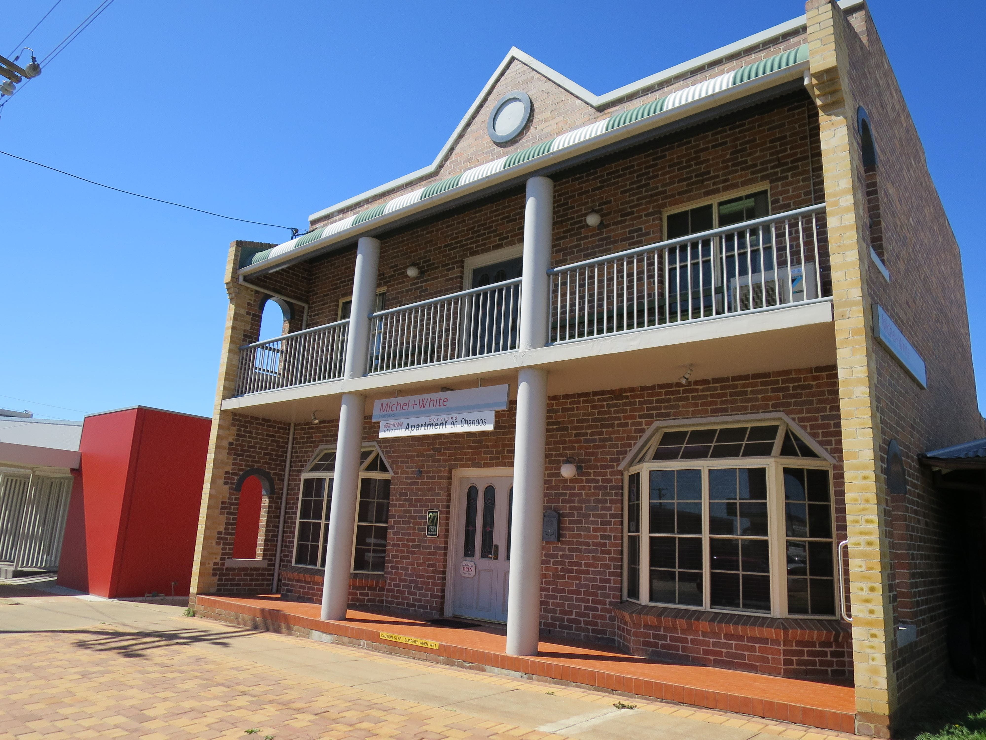 Downtown Apartment on Chandos - Lennox Head Accommodation