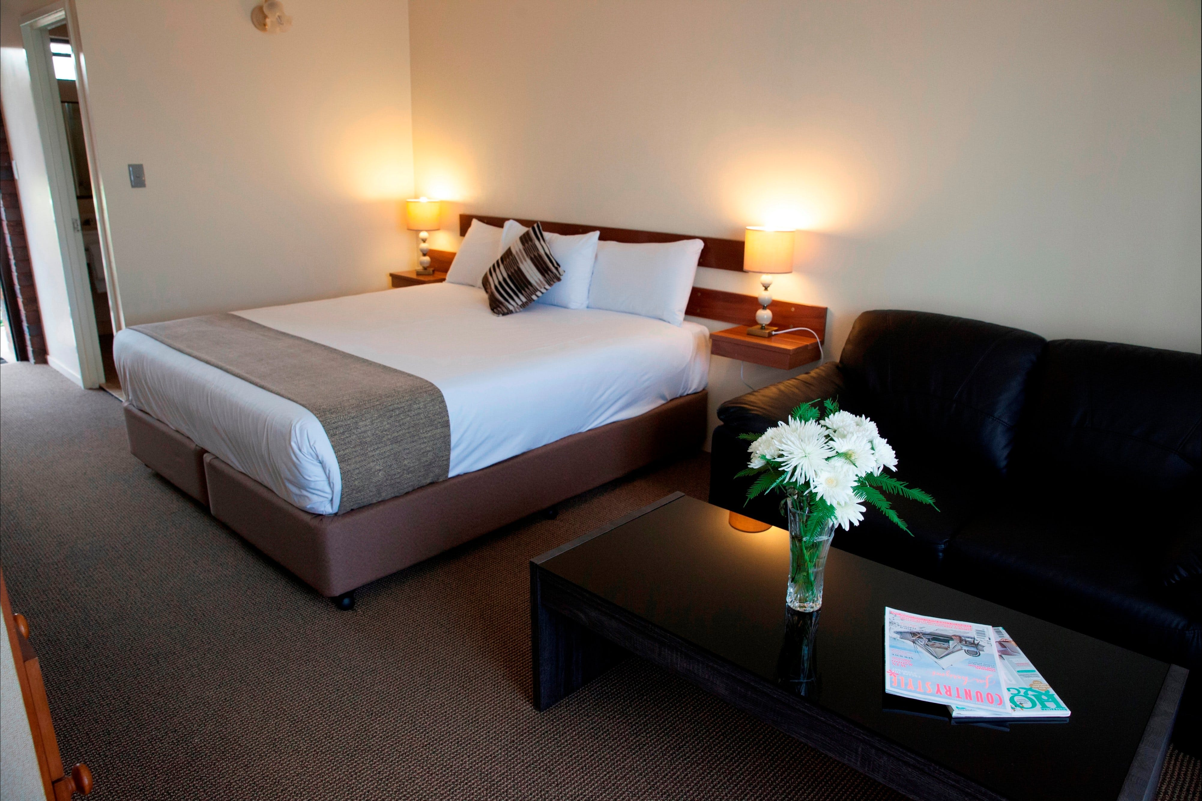 Longreach Motor Inn - Lennox Head Accommodation