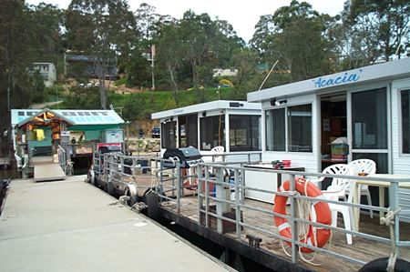 Clyde River Houseboats - Lennox Head Accommodation
